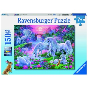 Rburg - Unicorns at Sunset 150pc Puzzle