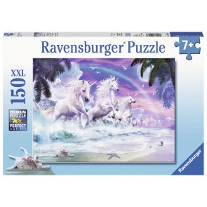 Unicorns on the Beach Puzzle
