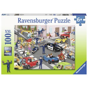 Police on Patrol Puzzle