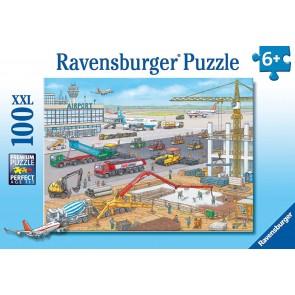 Airport Construction Site Puzzle
