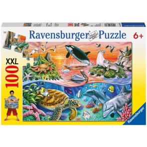 Rburg - Beautiful Ocean Puzzle 100pc