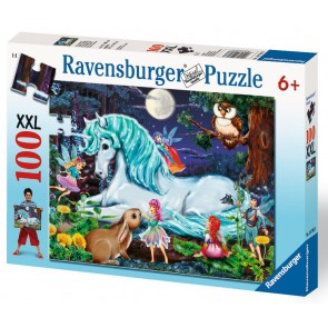 Rburg - Unicorns World Puzzle 100pc