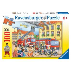 Rburg - Fire Brigade Puzzle 100pc