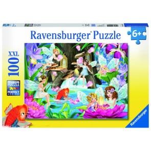 Rburg - Magical Fairy Night Puzzle 100pc