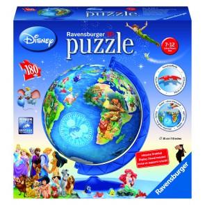 Rburg - Disney Globe 3D Puzzleball 180pc