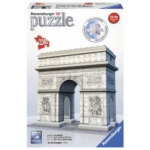 Rburg - TheᅠArc De Triomphe Puzzle 3D 216pc