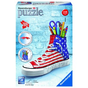 Rburg - Sneaker American Style 3D Puzzle 108p