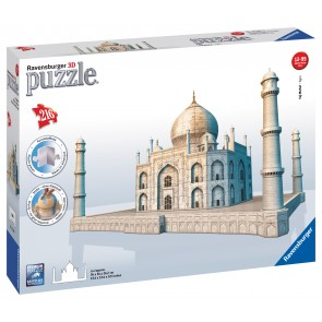 Rburg - Taj Mahal 3D Puzzle 216pc