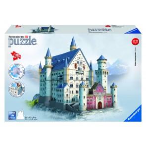 Rburg - Neuschwanstein Castle 3D Puzzle 216pc