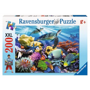 Rburg - Ocean Turtles Puzzle 200pc