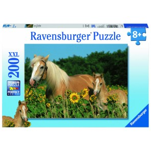 Rburg - Horse Happiness 200pc Puzzle
