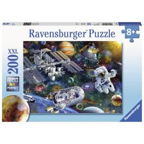 Cosmic Exploration Puzzle