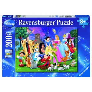Rburg - Disney Favourites Puzzle 200pc