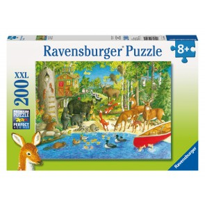 Rburg - Woodland Friends Puzzle 200pc