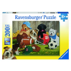 Rburg - Let's Play Ball Puzzle 200pc