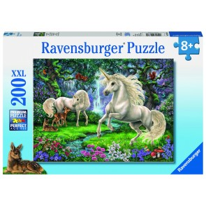 Rburg - Mystical Unicorns Puzzle 200pc