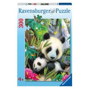 Rburg - Cuddling Pandas Puzzle 300pc