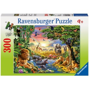 Rburg - At the Watering hole Puzzle 300pc