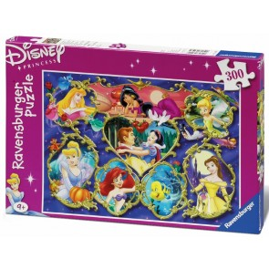 Rburg - Disney Princess Gallery Puzzle 300pc