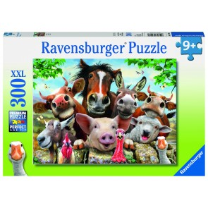 Rburg - Say cheese! 300pc Puzzle