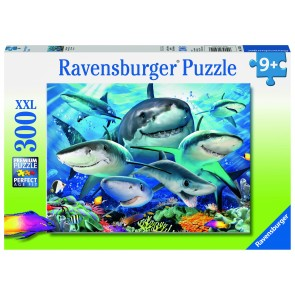 Rburg - Smiling Sharks Puzzle 300pc