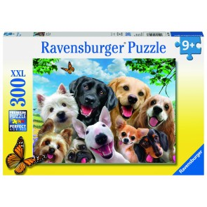 Rburg - Delighted Dogs Puzzle 300pc