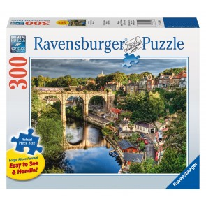 Rburg - Over the River Lge Form Puzzle 300pc