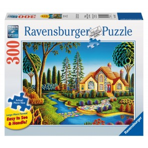 Rburg - Cottage Dream Lge Format Puzzle 300p