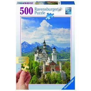 Rburg - Neuschwanstein Castle Puzzle 500pc