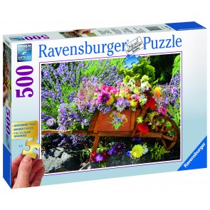 Rburg - Summer Bouquet Puzzle 500pc