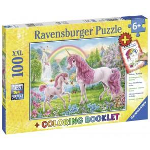 Magical Unicorns Puzzle