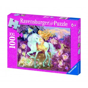 Rburg - Riding in the Woods Puzzle 100pc