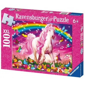 Rburg - Horse Dream Glitter Puzzle 100pc