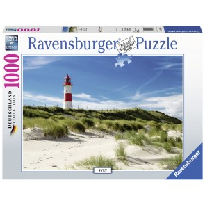Lighthouse in Sylt Puzzle
