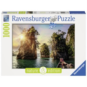 The Rocks in Cheow, Thailand Puzzle