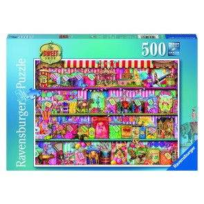Rburg - The Sweet Shop Puzzle 500pc