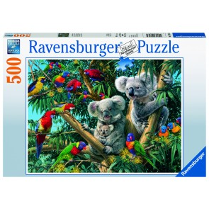 Koalas in a Tree Puzzle