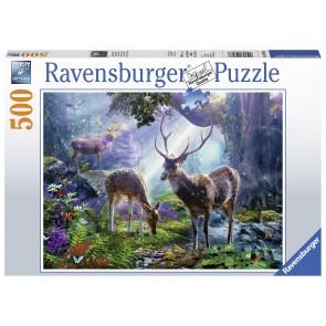 Deer in the Wild Puzzle