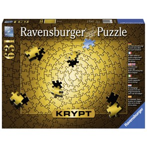 Rburg - KRYPT Gold Spiral 631pc