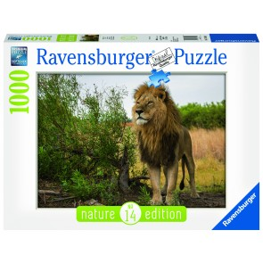 King of the Lions Puzzle