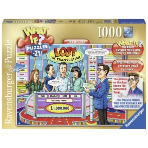 What If No 21 The Game Show Puzzle
