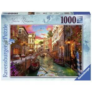Venice Romance Puzzle