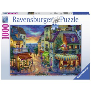 An Evening in Paris Puzzle