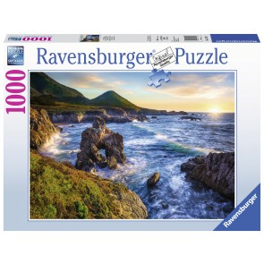 Big Sur Sunset Puzzle