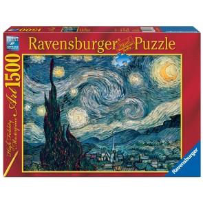 Rburg - Van Gogh Starry Night Puzzle 1500pc