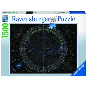 Map of the Universe Puzzle