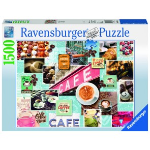 Rburg - Coffee And Cake Puzzle 1500pc