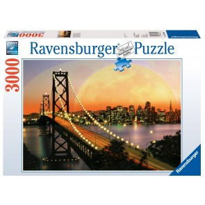 Rburg - Amazing San Francisco Puzzle 3000pc