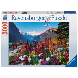 Rburg - Mountains of Flowers Puzzle 3000pc
