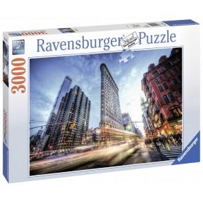 Flat Iron Building Puzzle